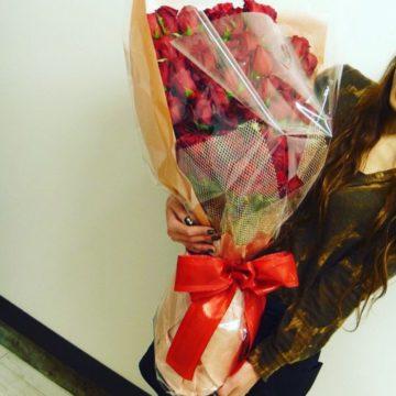 プロポーズ・大切な記念日に、、、赤いバラを贈りませんか♪