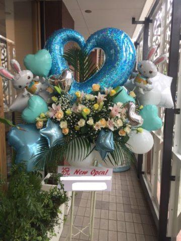 2月16日(土)のバルーンスタンド花の受付けについて