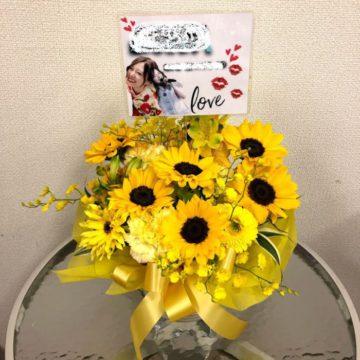 乃木坂46・欅坂46・日向坂46 握手会お祝い花の受付けについて