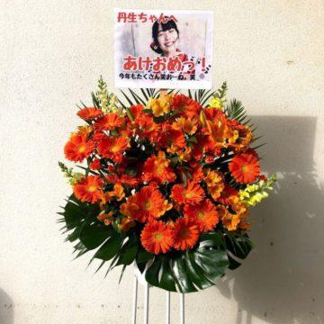 日向坂46 個別握手会in 愛知:ポートメッセなごやお届けのスタンド花