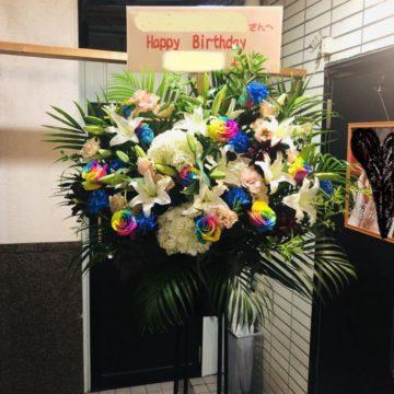 イベントにスタンド花・バルーンスタンド花・楽屋花を贈りませんか♪